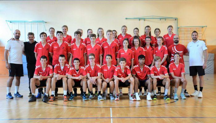 Summer Camp U15 Con Gli Allenatori Di HandballCamp.de Di Kiel